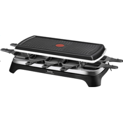 Raclette Tefal RE458812 Inox - Design