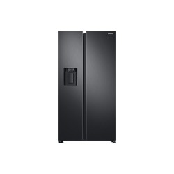 Réfrigérateur Side-by-side Samsung RS68N8221B1 Black stainless