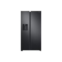 Réfrigérateur Side-by-side Samsung RS68N8221B1 Black stainless
