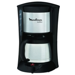 Cafetière percolateur Moulinex Subito Thermos FT360811