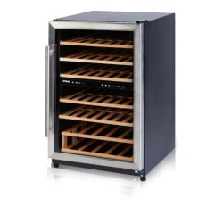 Cave à vins Domo DO918WK 45 bouteilles 2 zones de températures
