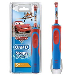 Brosse à dents ORAL-B Kids Disney Cars D12.513K