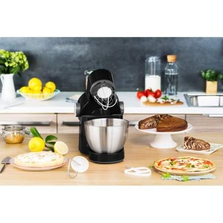 Robot de cuisine Moulinex QA319810 Wizzo Noir