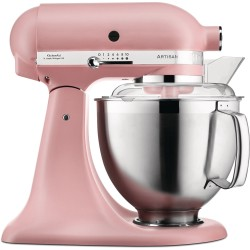 Robot pâtissier KitchenAid 5KSM185PSEDR Rose poudré