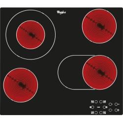 Taque vitrocéramique Whirlpool AKT8210/BA 60cm