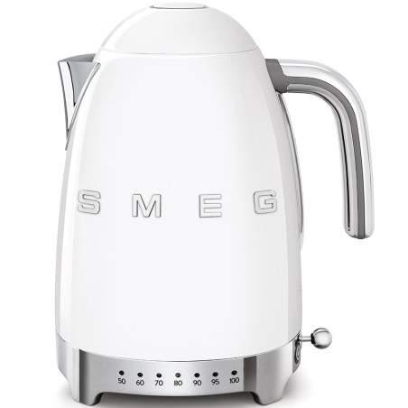 Bouilloire Variable Smeg Années'50 KLF04WHEU Blanc