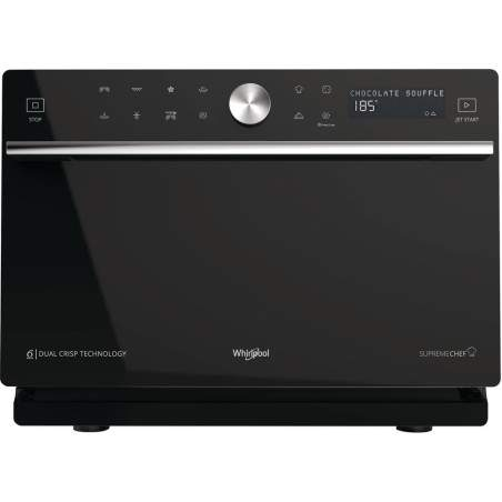 Micro-ondes combiné Whirlpool MWP3391SB Supreme Chef