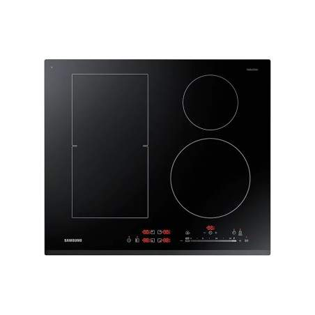 Taque à induction Samsung NZ64K5747BK/EF 60cm Flex Zone Plus
