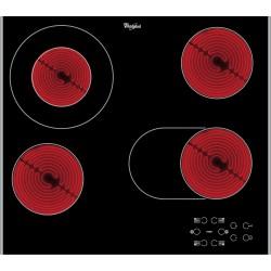 Taque vitrocéramique Whirlpool AKT8210/LX 60cm