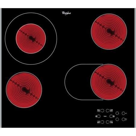 Taque de cuisson vitrocéramique Whirlpool AKT8210/LX 60cm
