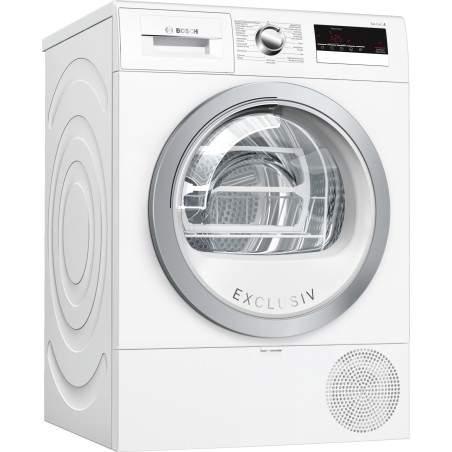 Sèche-linge pompe à chaleur Bosch WTR85V05FG 7Kg A++ Exclusiv
