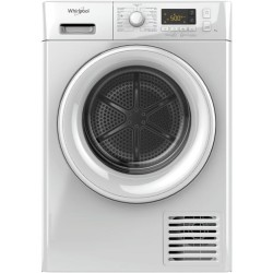 Sèche-linge pompe à chaleur Whirlpool FTBE M11 8X2 Privilege
