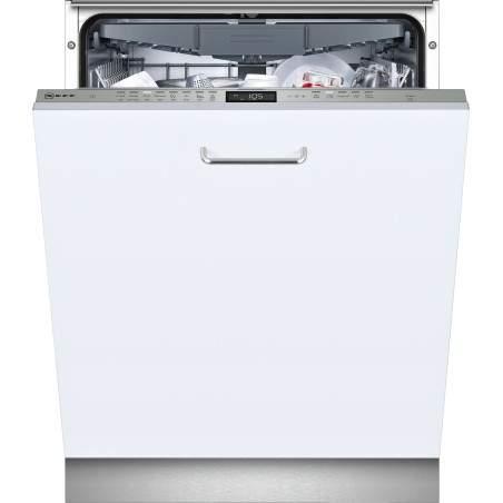 Lave vaisselle Full intégré avec tiroir a couverts Neff S515M80X