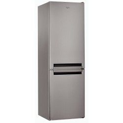 Réfrigérateur Combiné Whirlpool LessFrost BLFV 8122 OX A++
