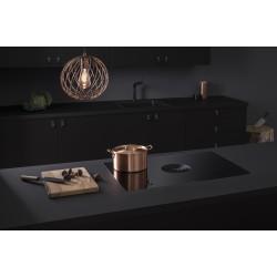 Table de cuisson avec hotte intégrée BORA PURA évacuation air