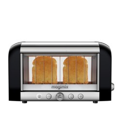 Toaster Vision panoramique Magimix 11541 Noir