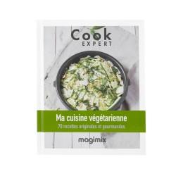 Livre Magimix 461155 Ma Cuisine Végétarienne