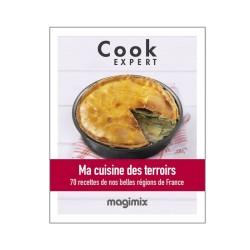 Livre Magimix 461163 Ma Cuisine des Terroirs