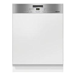 Lave-vaisselle intégrable Miele G4915SCI  Cleansteel  XXL