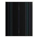 Housse universelle Noir avec ligne de pliage 160.7801.800