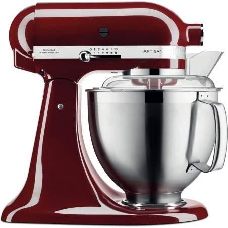 Robot pâtissier KitchenAid 5KSM185PSECM Pourpre