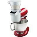 Tamis et balance pour robot KitchenAid 5KSMSFTA
