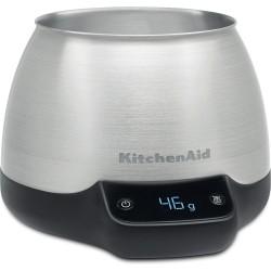 Balance numérique avec bol doseur intégré KitchenAid KCG0799SX