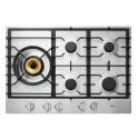 Taque de cuisson Gaz Atag 75 cm HG7511EBB inox Matrix
