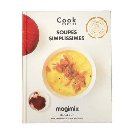 Livre Magimix460215 Livre soupes simplissimes