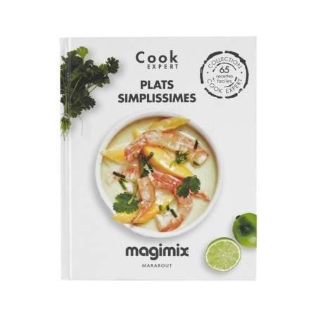 Livre Magimix 461095 livre plats simplissimes