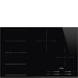 Table de cuisson à induction Smeg SI1F7845B Maestro