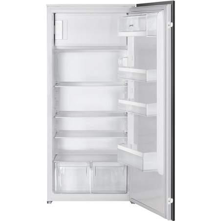 Réfrigérateur intégé avec freezer SMEG S3C120P1 A+ 122cm