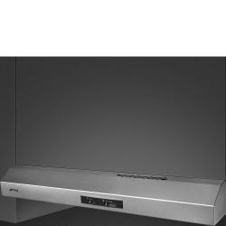 Hotte traditionnelle SMEG KTE90EX 90cm