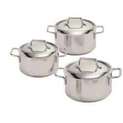 Set de cuisson 3 pièces set 44303 Apollo Demeyere