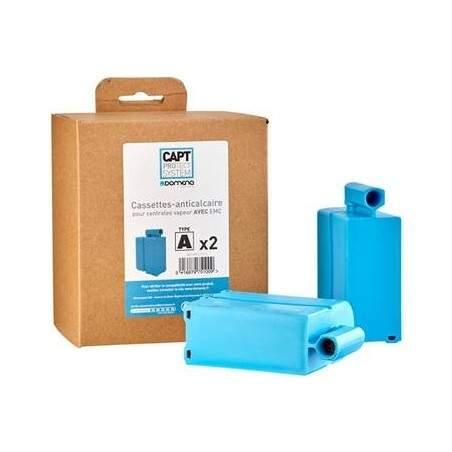 Domena Cassette anti-calcaire pour centrales vapeur SET2
