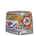 Grille-pain Smeg Dolce - Gabbana Sicily is my love TSF02D-G