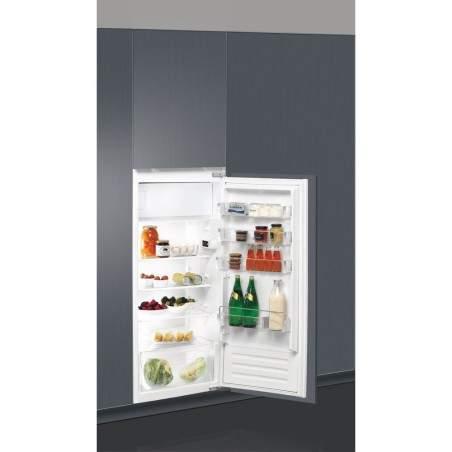 Réfrigérateur +freezer intégré Whirlpool ARG8631/A++ 122cm