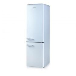 Réfrigérateur DOMO vintage DO982RKB bleu
