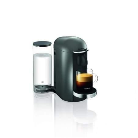 Machine à café Nespresso Krups XN900T10 Vertuo 1,8 l Titanium