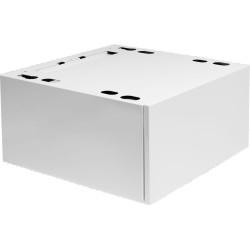 Socle avec tiroir et etagère Asko HPS5323 Blanc