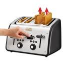 Grille-pain Tefal Maison 4S TT770811 Inox/RVS