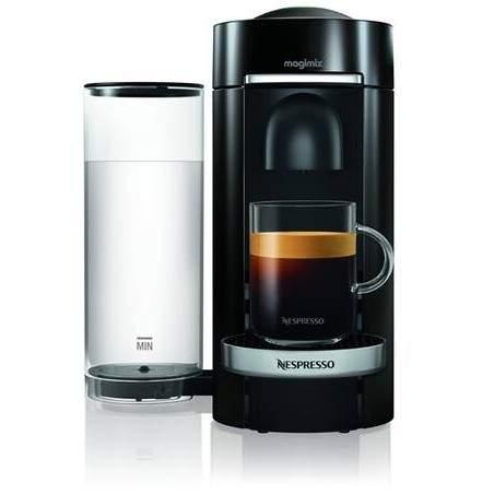 Machine à café Nespresso Magimix 11385B Vertuo 1,8 l Noire
