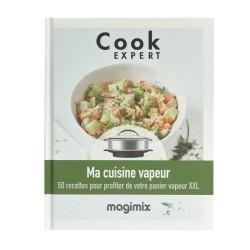 Livre Magimix 441174 Ma Cuisine Vapeur
