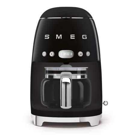 Cafetière à filtre SMEG Années'50 DCF02BLEU Noir