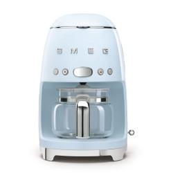 Cafetière à filtre SMEG Années'50 DCF02PBEU Bleu pastel