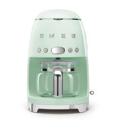 Cafetière à filtre SMEG Années's50 DCF02PGEU Vert d'eau