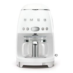 Cafetière à filtre SMEG Années's50 DCF02WHEU Blanche
