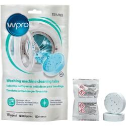 Tablettes nettoyantes antiodeurs pour lave-linge AFR301