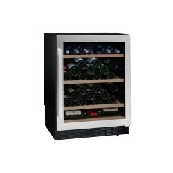 Cave à vins Avintage sous-plan AVU52SX Cadre Inox 50 bouteilles