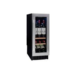 Cave à vins sous plan Avintage AVU23SX cadre inox 21 bouteilles